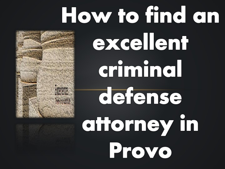 how to find an excellent criminal defense n.