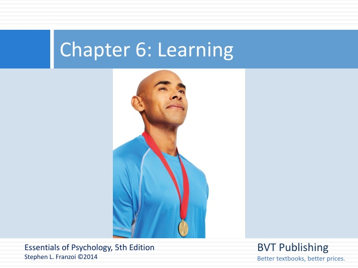 chapter 6 learning n.