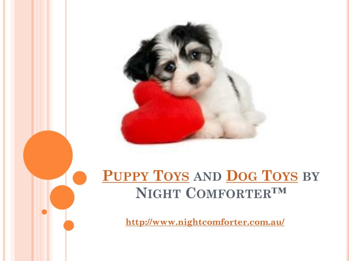 puppy toys and dog toys by night comforter n.