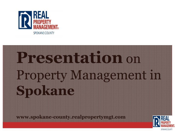 presentation on property management in spokane n.