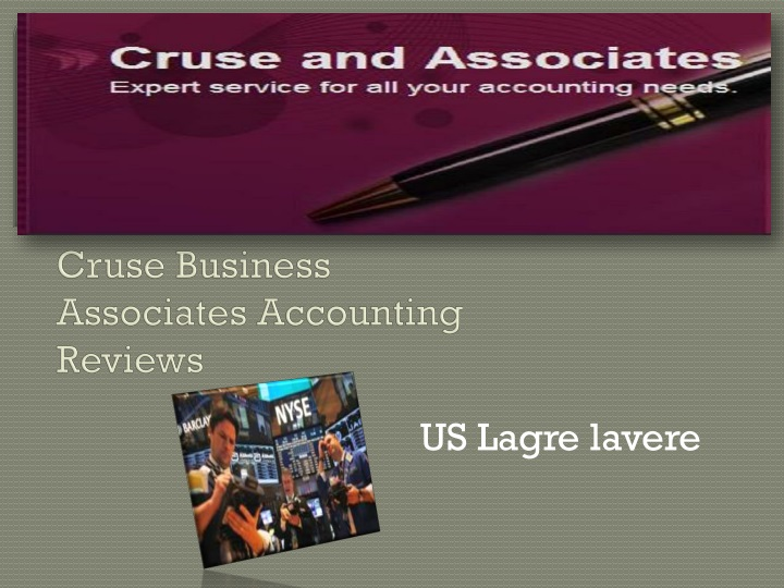 cruse business associates accounting reviews n.
