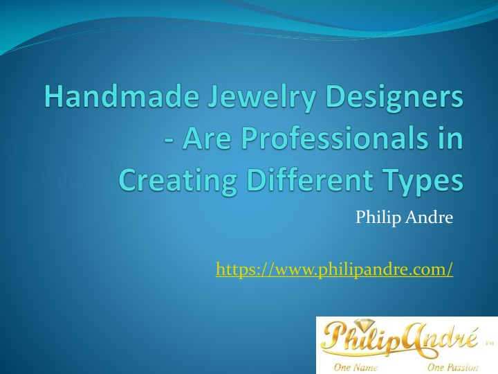 handmade jewelry designers are professionals in creating different types n.