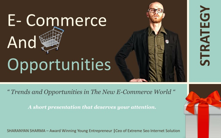e commerce and o pportunities n.