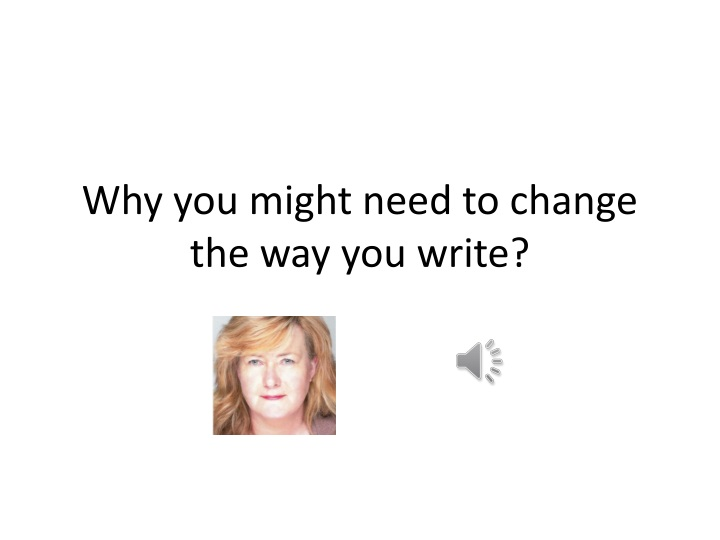 why you might need to change the way you write n.