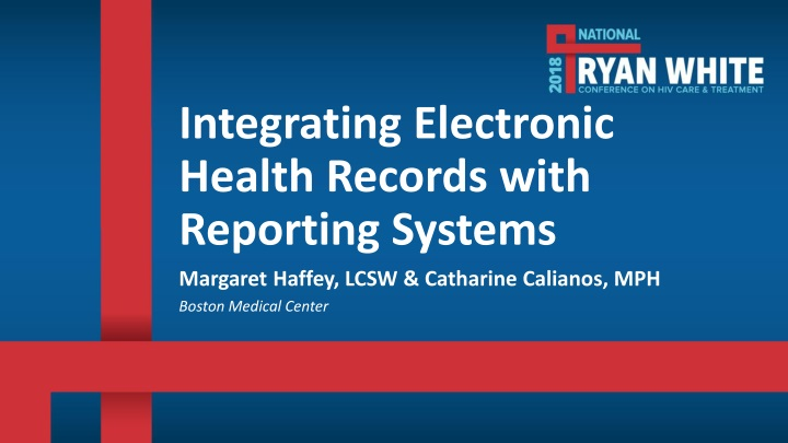 integrating electronic health records with reporting systems n.