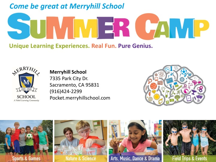 come be great at merryhill school n.