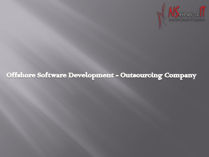 offshore software development outsourcing company n.