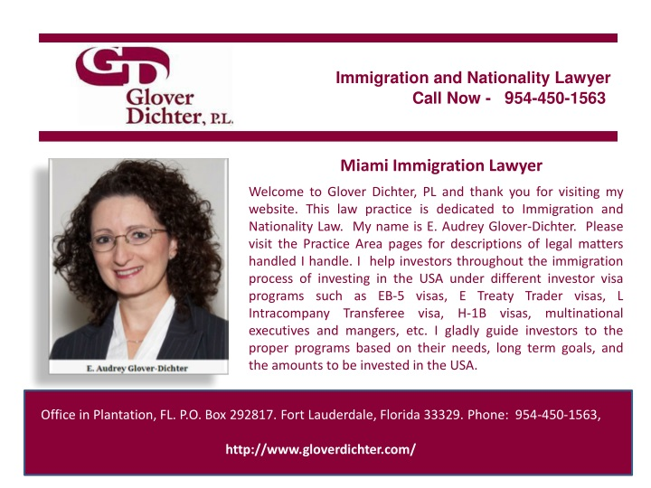 immigration and nationality lawyer call n.