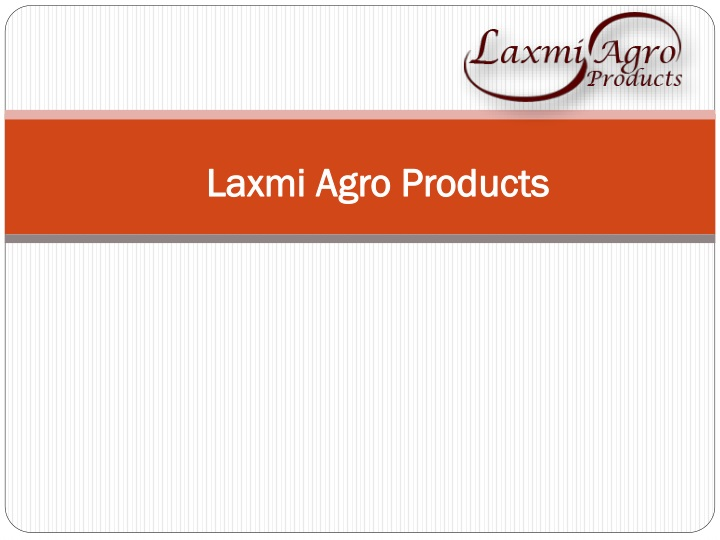 laxmi agro products n.