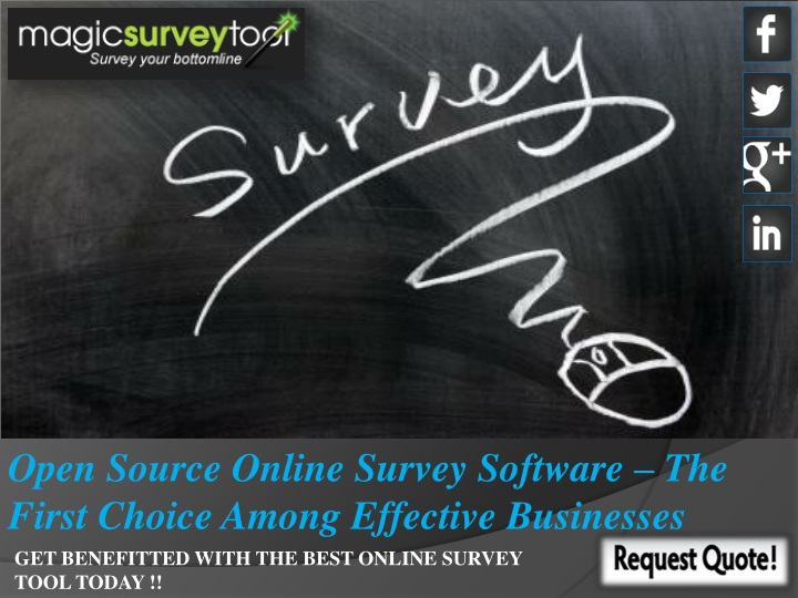 open source online survey software the first n.