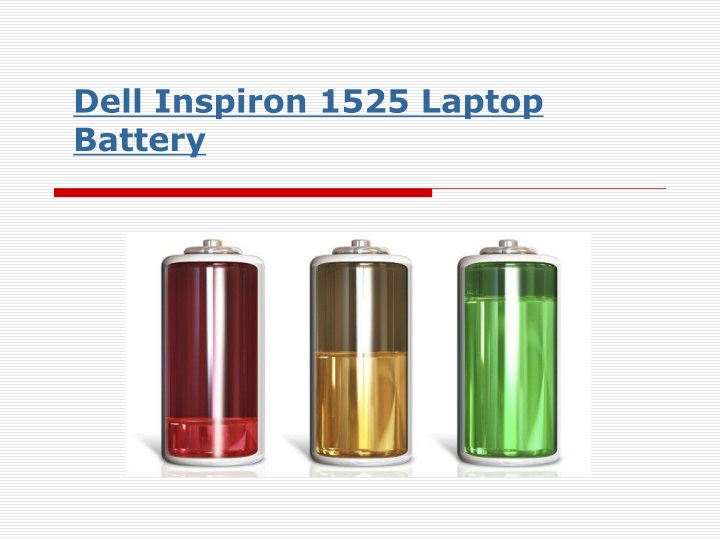 dell inspiron 1525 laptop battery n.