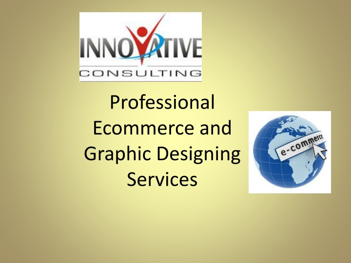 professional ecommerce and graphic designing services n.