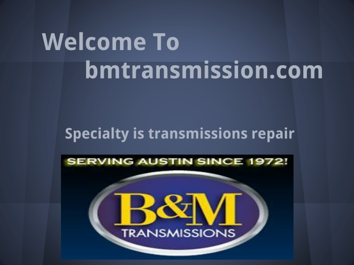 welcome to bmtransmission com n.