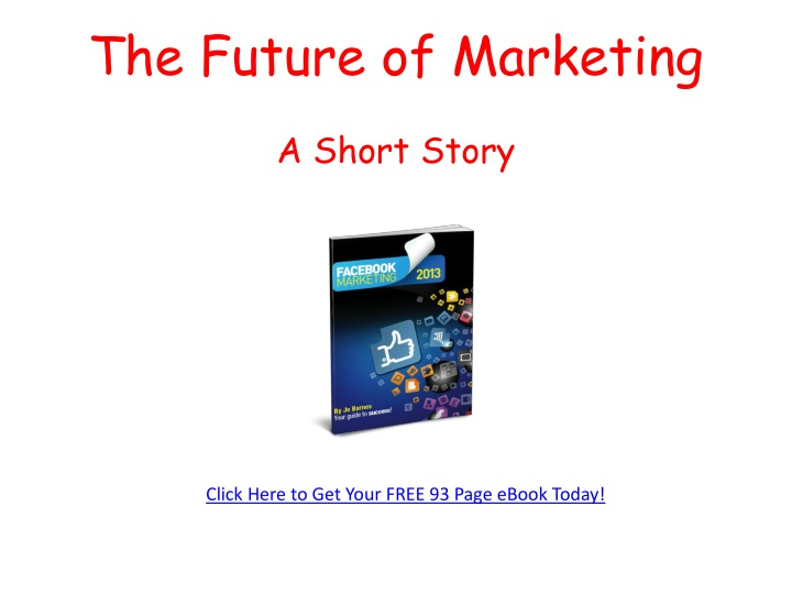 the future of marketing n.