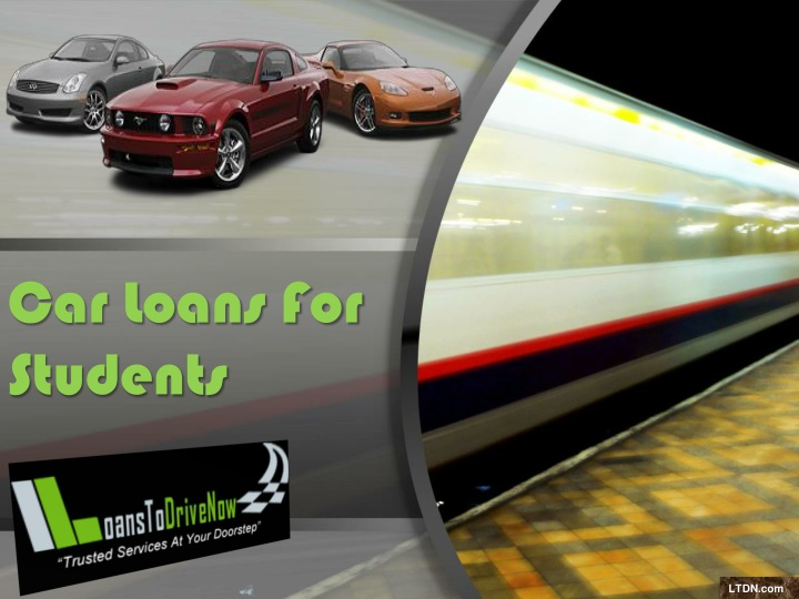 car loans for students n.