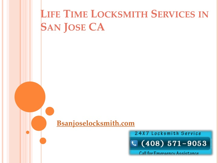 life time locksmith services in san jose ca n.