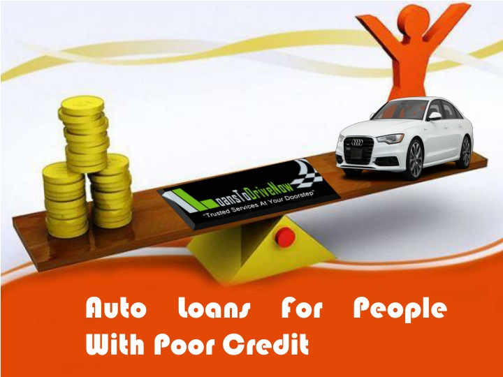 auto loans for people with poor credit n.