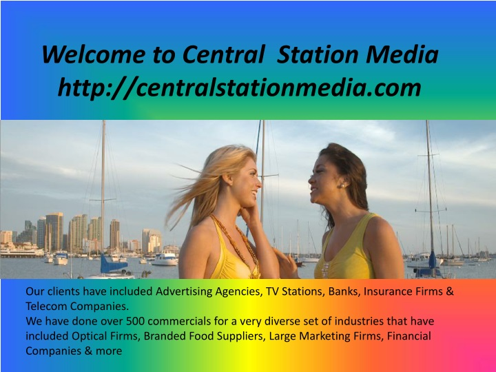 welcome to central station media http n.