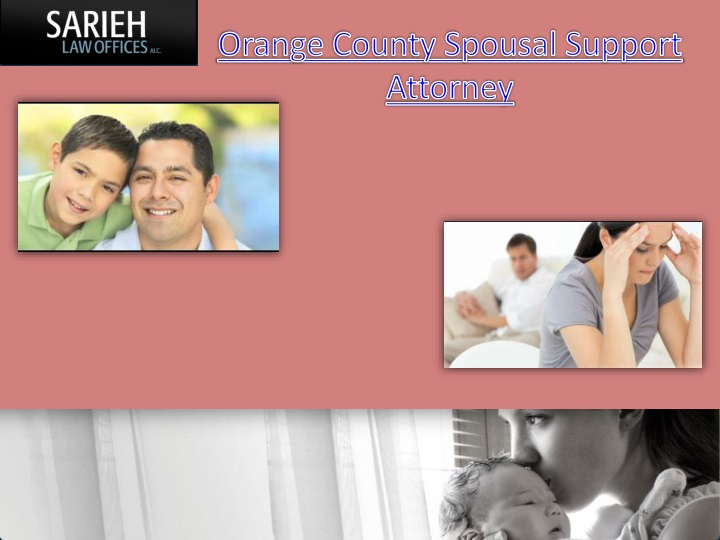 orange county spousal support attorney n.