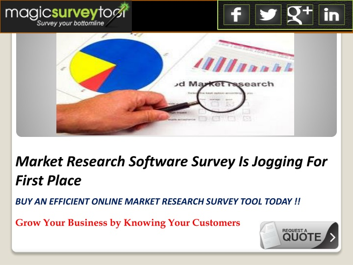 market research software survey is jogging n.
