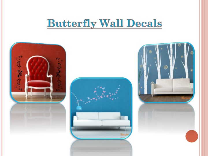 butterfly wall decals n.