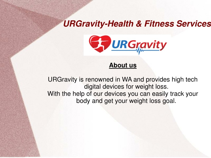 urgravity health fitness services n.