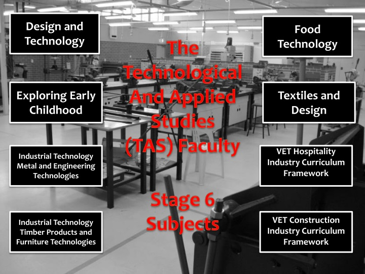 design and technology n.