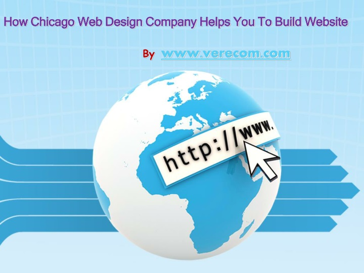 how chicago web design company helps you to build w ebsite n.