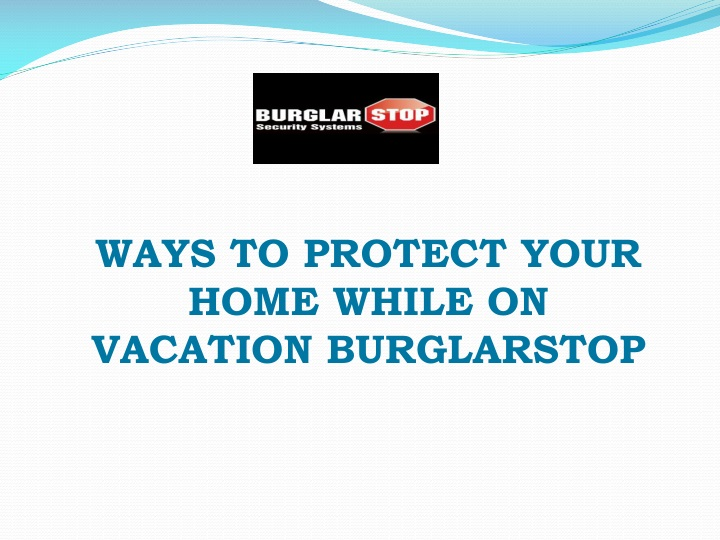 ways to protect your home while on vacation n.