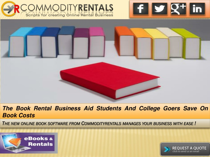 the book rental business aid students and college n.