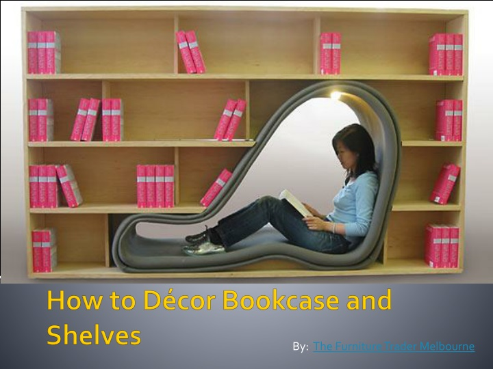 how to d cor bookcase and shelves n.