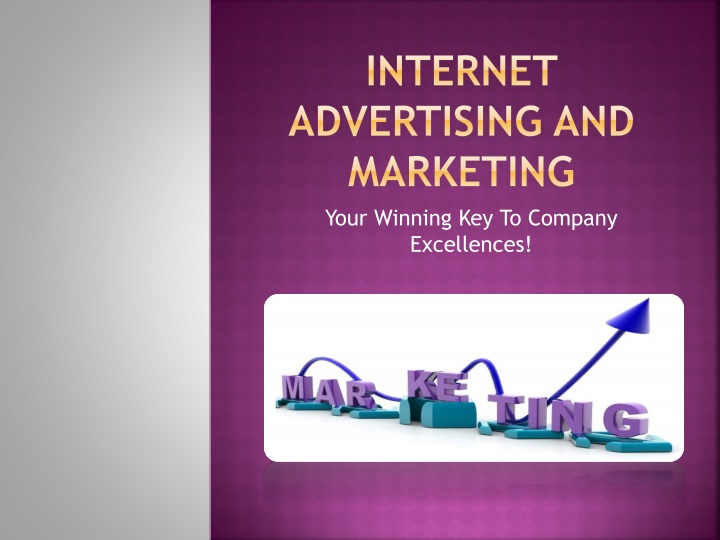 internet advertising and marketing n.