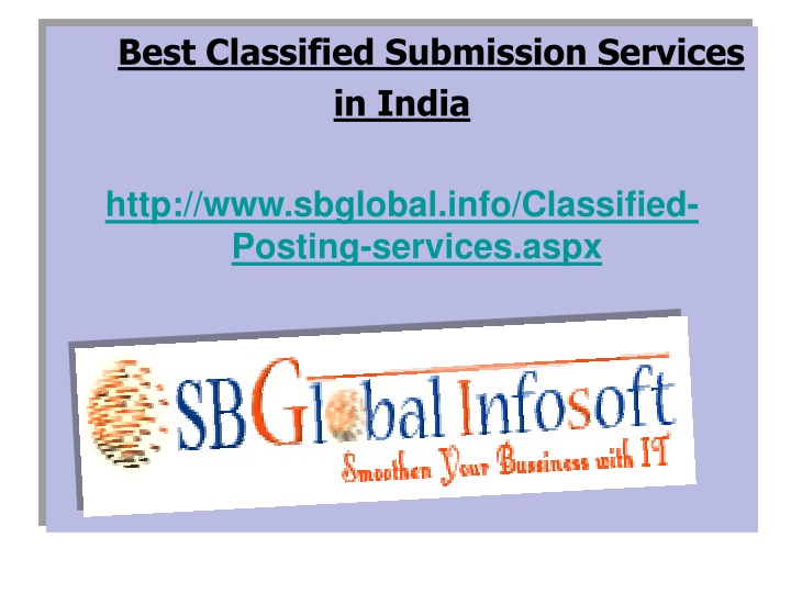 best classified submission services in india http n.