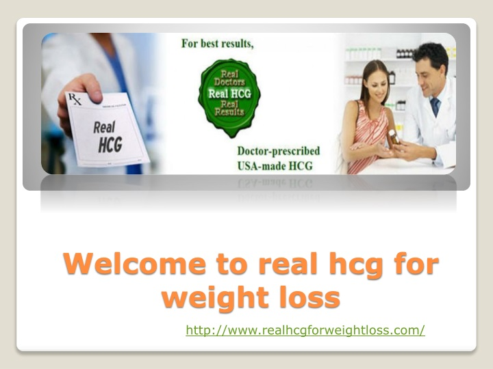 welcome to real hcg for weight loss n.