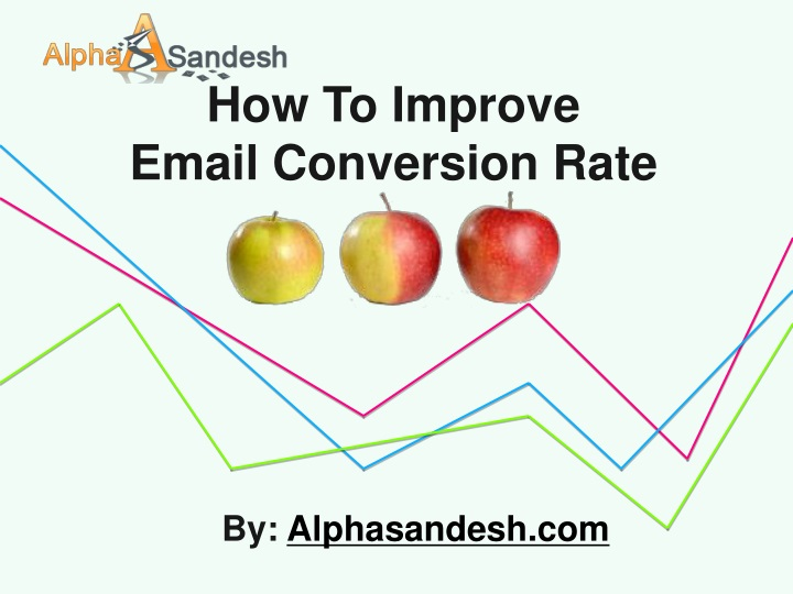 how to improve email conversion rate n.