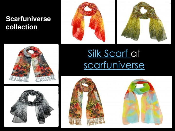 scarfuniverse collection n.