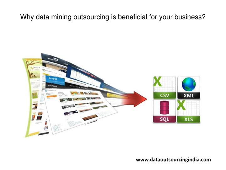 why data mining outsourcing is beneficial for your business n.