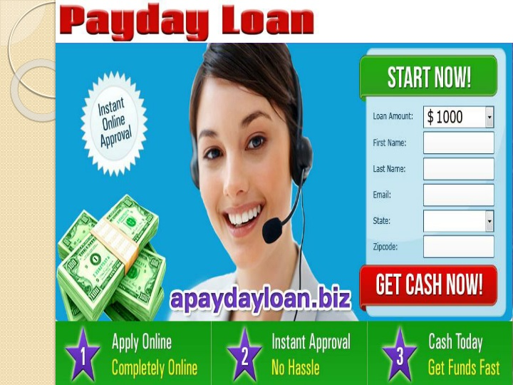 pay day advance mortgages internet