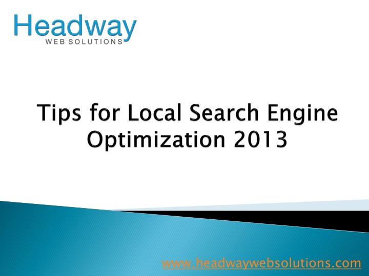tips for local search engine optimization 2013 n.