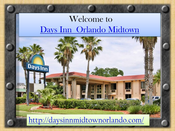 welcome to days inn orlando midtown n.