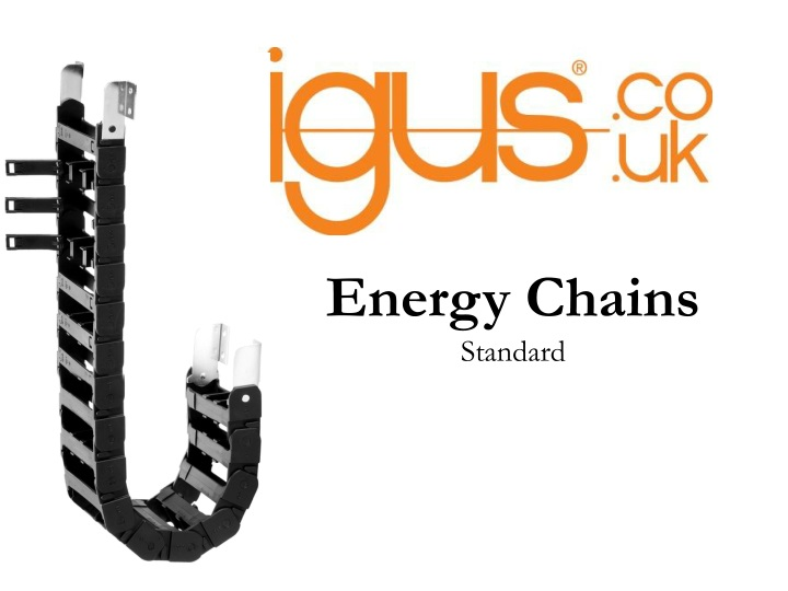 energy chains standard n.