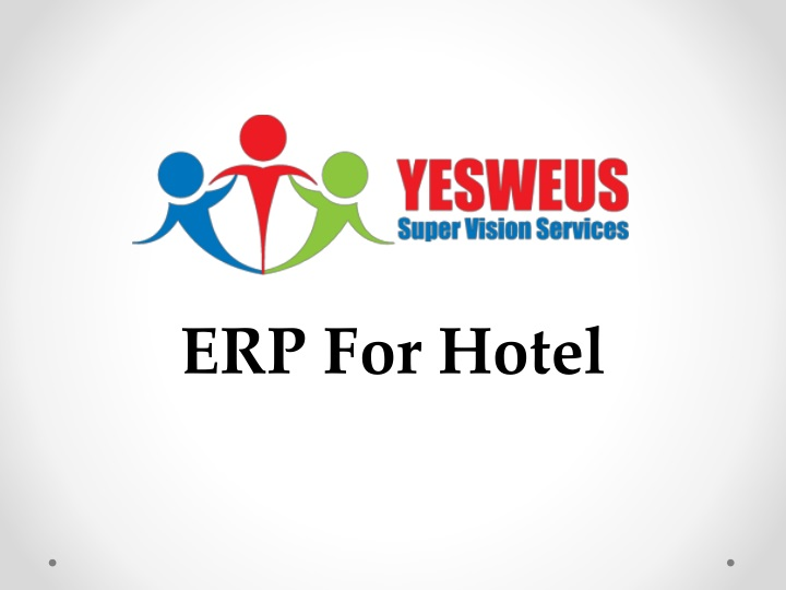 erp for hotel n.