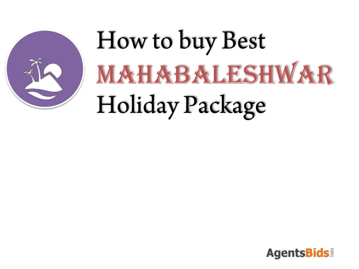 how to buy best mahabaleshwar holiday package n.