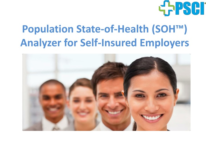 population state of health soh analyzer for self insured employers n.