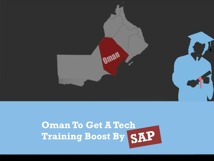 oman to get a tech training boost by n.