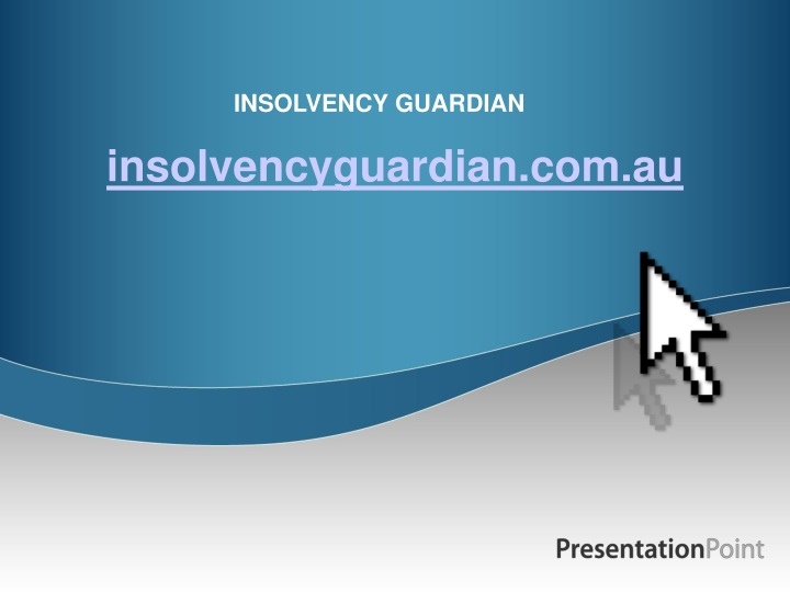 insolvency guardian n.