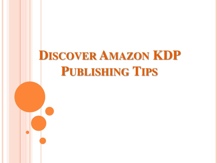 discover amazon kdp publishing tips n.