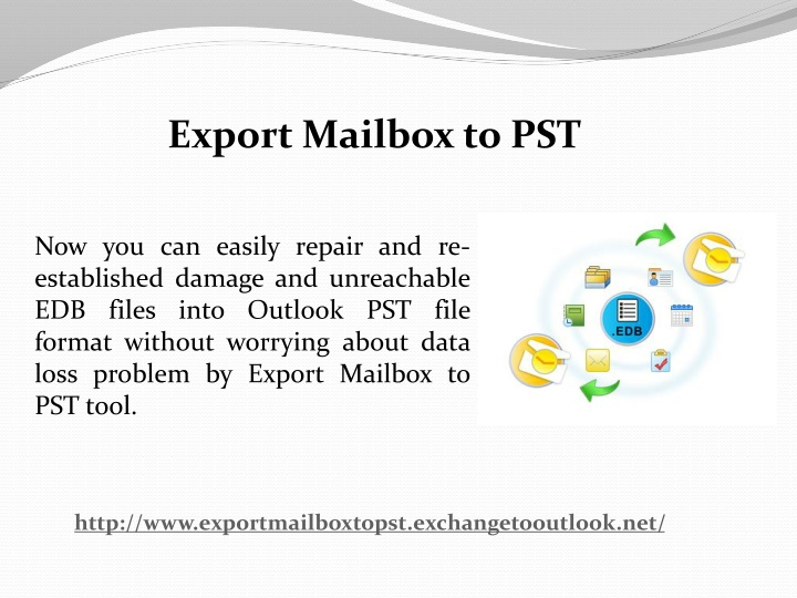 export mailbox to pst n.