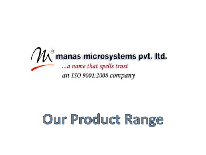 our product range n.