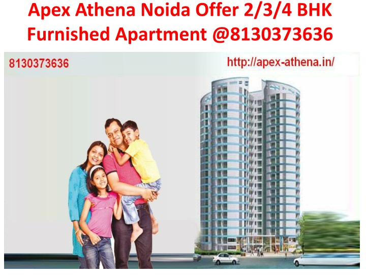 apex athena noida offer 2 3 4 bhk furnished apartment @8130373636 n.